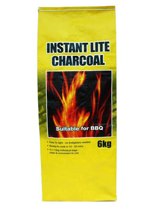 Instant Lite Charcoal