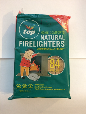 Top Natural Firelighters