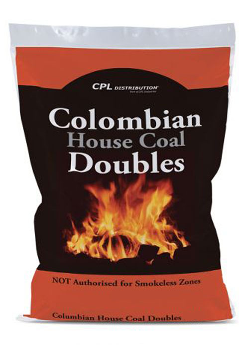 Colombian Household Coal Doubles